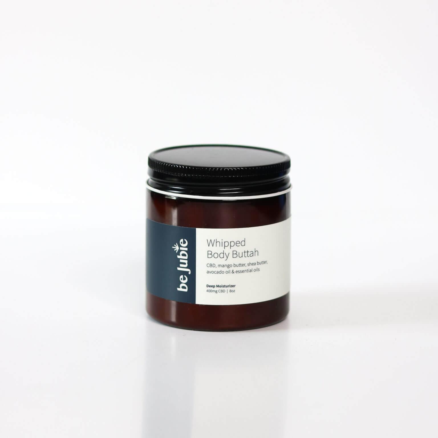 Buy Cbd Body Butter Online - Be Jubie